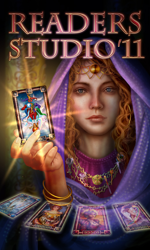 The 2011 Readers Studio ...the place to be for tarot! Click Here!