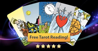 Free Tarot Reading!